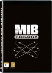 men in black 1-3 trilogy - DVD