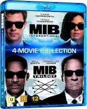 men in black 1-4 - Blu-Ray