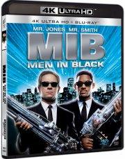 men in black 1 - 4k Ultra HD Blu-Ray