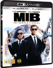 men in black: international - 4k Ultra HD Blu-Ray