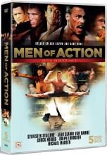 men of action - box 1 - DVD