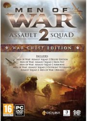 men of war assault squad 2: war chest edition - PC