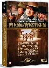 men of western - film box - vol. 1 - DVD