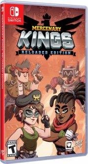 mercenary kings: reloaded edition (import) - Nintendo Switch