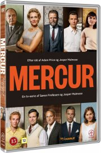 radio mercur - sæson 1 - tv-serie fra tv2 charlie - DVD