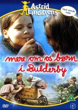 mere om os børn i bulderby / mer om oss barn i bullerbyn - DVD