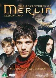 merlin - sæson 2 - DVD