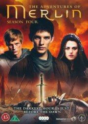merlin - sæson 4 - DVD