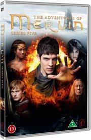 merlin - sæson 5 - DVD