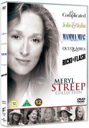 mamma mia // mit afrika // ricki and the flash // det indviklet // julie and julia - DVD