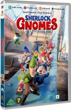 sherlock gnomes - mesterdetektiven - DVD