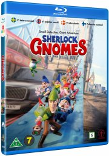 sherlock gnomes - mesterdetektiven - Blu-Ray