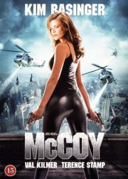 mestertyven mccoy - DVD