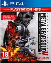 metal gear solid: definitive experience (playstation hits) - PS4