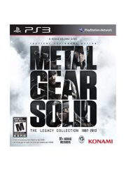 metal gear solid: the legacy collection (import) - PS3