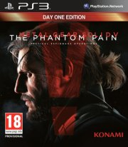 metal gear solid 5 : the phantom pain - day one edition - PS3