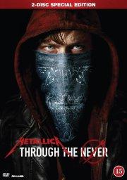 metallica - through the never - special edition - DVD