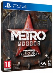 metro exodus (aurora edition) - PS4