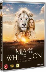 mia and the white lion / mia et le lion blanc - DVD