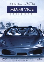miami vice - extended version - DVD