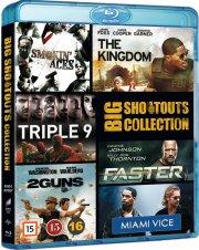 miami vice // the kingdom // triple 9 // faster // 2 guns // smokin aces - Blu-Ray