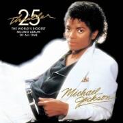 michael jackson - thriller - 25 anniversary - cd
