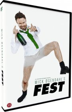 mick øgendahl's fest - show 2017 - DVD