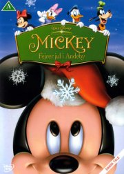 mickey mouse fejrer jul i andeby / mickey's twice upon a christmas - disney - DVD