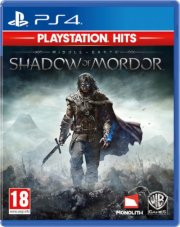 middle-earth: shadow of mordor - playstation hits - PS4