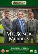 kriminalkommissær barnaby / midsomer murders - box 37 - DVD