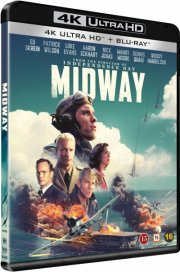 midway - 2019 - 4k Ultra HD Blu-Ray