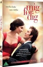 mig før dig / me before you - DVD
