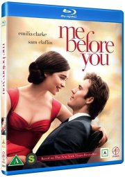 mig før dig / me before you - Blu-Ray