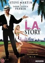 mig og l.a. / l.a. story - DVD