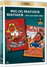 mig og mafiaen // mafiaen det er osse mig - DVD