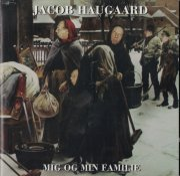 jacob haugaard - mig og min familie - cd