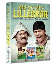 mig og min lillebror // mig og min lillebror og bølle // mig og min lillebror og storsmuglerne - DVD
