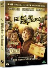 mikkel og guldkortet - tv2 julekalender 2008 - DVD