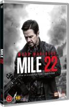 mile 22 - mark wahlberg - 2018 - DVD