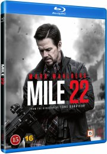 mile 22 - mark wahlberg - 2018 - Blu-Ray