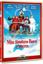 min søsters børn i sneen - DVD