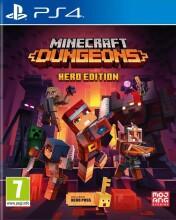 minecraft: dungeons - hero edition - PS4