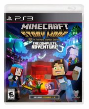 minecraft - story mode: the complete adventure (import) - PS3