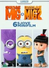 minion - mini movies 6 episodes  - 2014