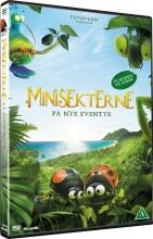 minisekterne 2 - på nye eventyr - DVD