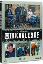 minkavlerne - sæson 1 - DVD