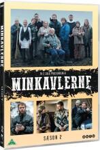 minkavlerne - sæson 2 - DVD