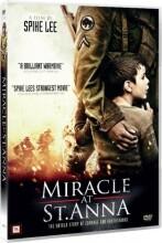 miracle at sct anna / miraklet ved skt. anna - DVD