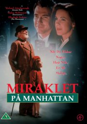 miraklet på manhattan / miracle on 34th street - DVD