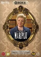 miss marple - boks 6 - DVD